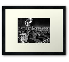 From the Ashes. Framed Print