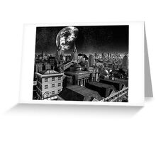 From the Ashes. Greeting Card