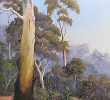 JUST A GUMTREE 1 by John Cocoris