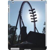 Thunderbird Roller Coaster iPad Case/Skin