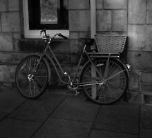 St. Andrews Bicycle by Doug Cook