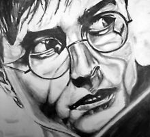 Harry Potter by mydirigibleplum