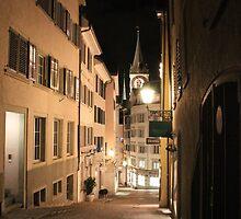 Züri Altstadt by Emma Holmes