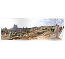 Uchisar Castle Poster