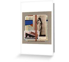 Memoires Greeting Card
