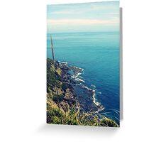 Te Matarae - The Lookout Greeting Card