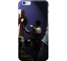 The Warrior's Lament iPhone Case/Skin