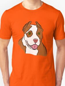 Red Nosed Pit T-Shirt
