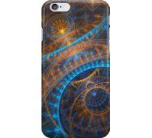Steampunk Astronomical clock  iPhone Case/Skin