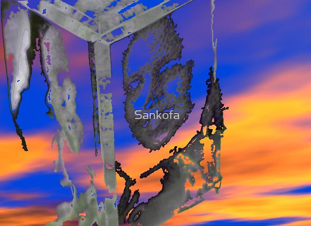 Alienation from the ego by Sankofa