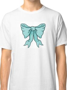 Blue Bow Classic T-Shirt