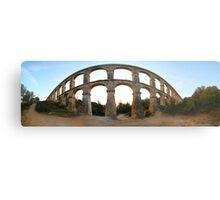 Puente de Ferreras Metal Print