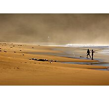 The Dance of the fisherman Photographic Print