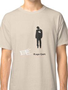 Rage Quit Classic T-Shirt
