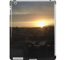 Dublin Airport Sunrise iPad Case/Skin