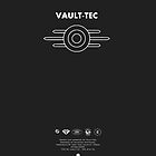Vault-Tec Case by Shannon Manteufel