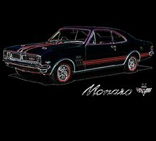 HT Holden GTS Monaro by jasondaley
