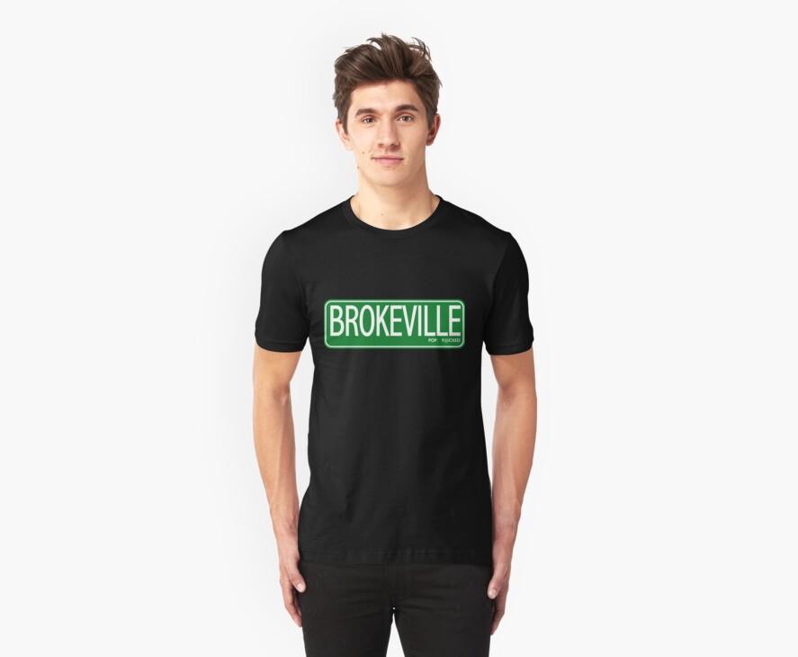 Brokeville POP. F@cked by ZugArt