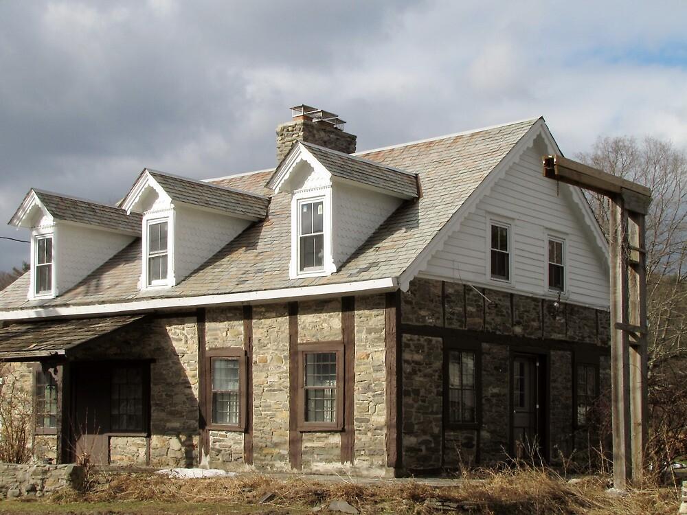 Fort Westbrook by Pamela Phelps