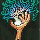 Magic Tree (unleash your potential) by jedidiah morley
