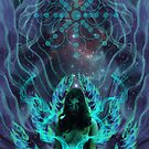 glowing mind by indigotribe