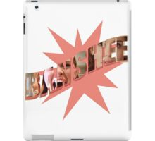 -BANSHEE- iPad Case/Skin