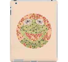 It's Not That Easy Being Seen iPad Case/Skin