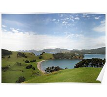 The Bay of Islands Poster