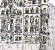 Vienna by Regina Valluzzi