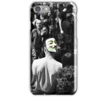 Protest 2 iPhone Case/Skin