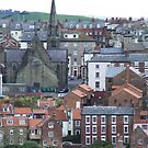 Whitby Hillside by mattslinn