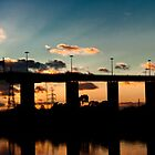 west gate bridge by Nathan Senevirathne