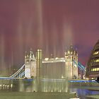 Tower Bridge London by KitDowney