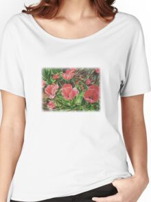 First Bloom Women's Relaxed Fit T-Shirt