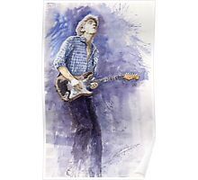 Jazz Rock Guitarist John Mayer 5 variant Poster