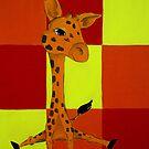"""Giraffe"" Kids Art Gallery by Taniakay"