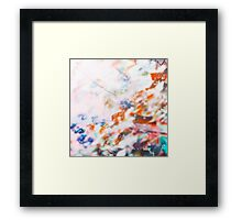 Nature abstract #4 Framed Print