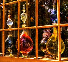 Antique Glass by JoeGeraci