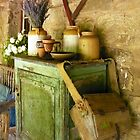 The Old Homestead, Lavendula Farm, Daylesford by Roz McQuillan