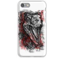 Velociraptor! iPhone Case/Skin