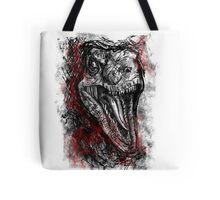 Velociraptor! Tote Bag