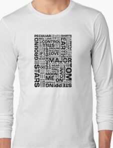 Writer*s Block • Space Oddity T-Shirt