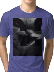 Demonish Kitty colection Tri-blend T-Shirt