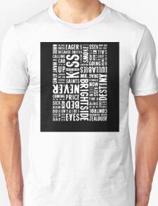 Writer*s Block • Mr Brightside Unisex T-Shirt