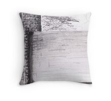 The chapel at Tufts, Medford, MA Throw Pillow