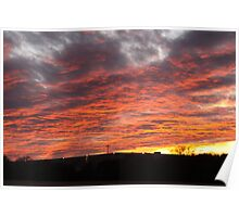 Sunset, Made Just for You Poster
