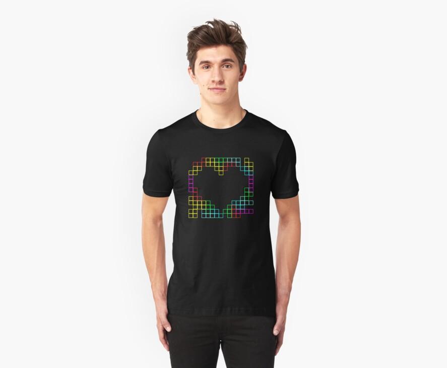 For the love of...Tetris by Stewart Cuthbert