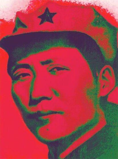 Red Mao  by Richard Murch