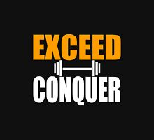 Gym - Exceed Conquer Unisex T-Shirt