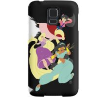 Super Princesses  Samsung Galaxy Case/Skin